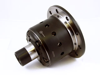 01E Wavetrac Front differential