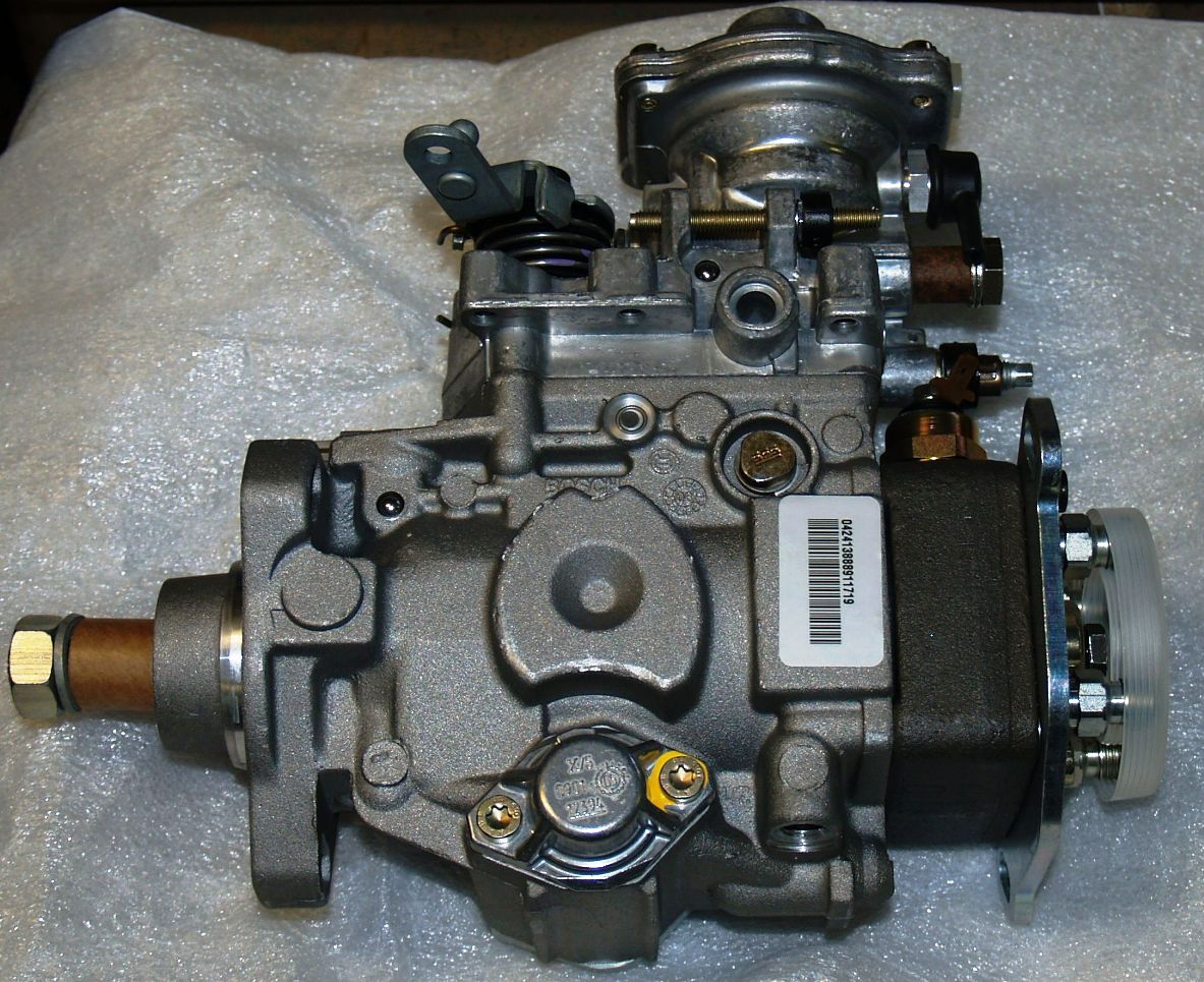 MTDI Injection Pump